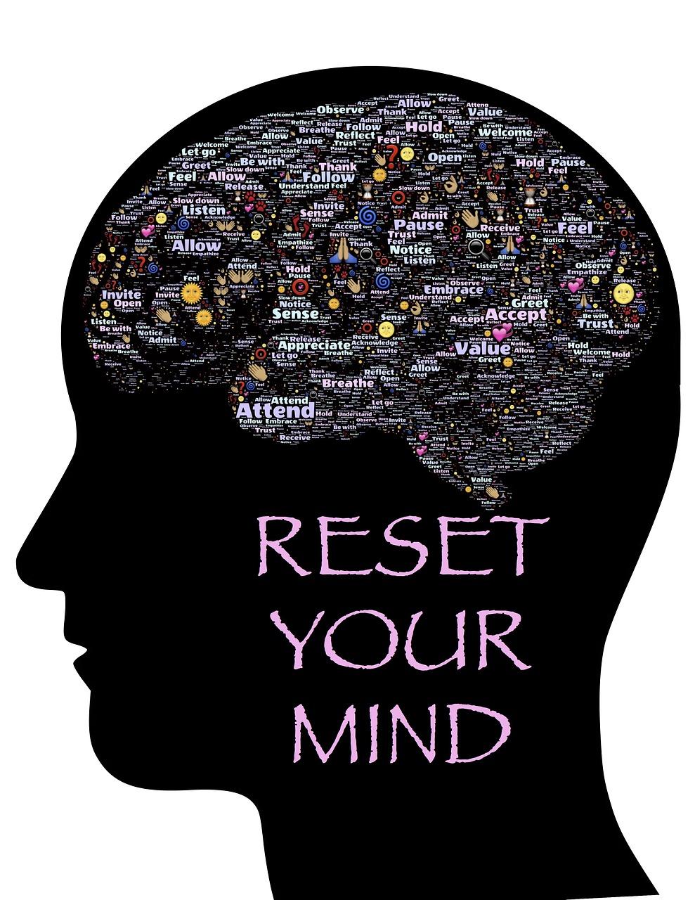 Zuviele Gedanken im Kopf